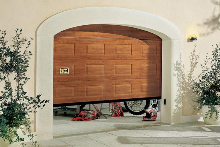 Eccezionale Basculanti e porte sezionali da garage|alluminio o legno per la  AM83