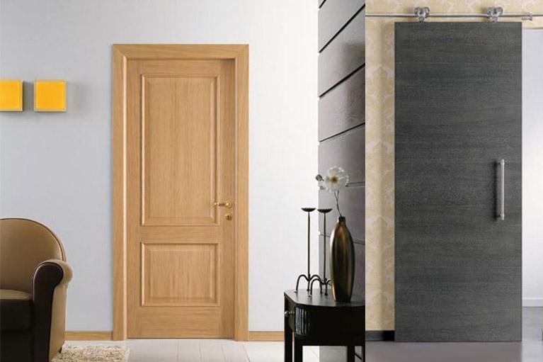 Porte da interni scorrevoli pannelli termoisolanti - Porte scorrevoli interno muro prezzi ...