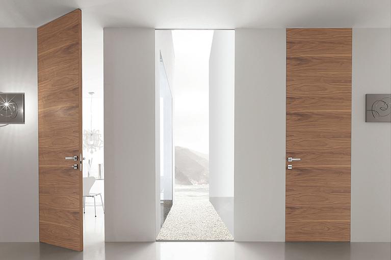 Porte da interni e scorrevoli | porte raso muro per arredare la casa