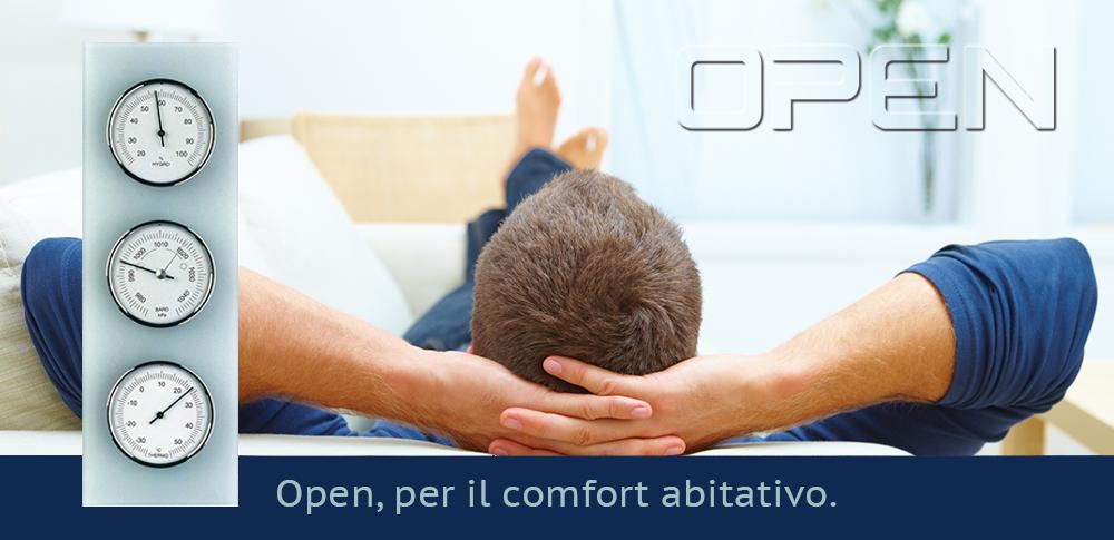 comfort blog open